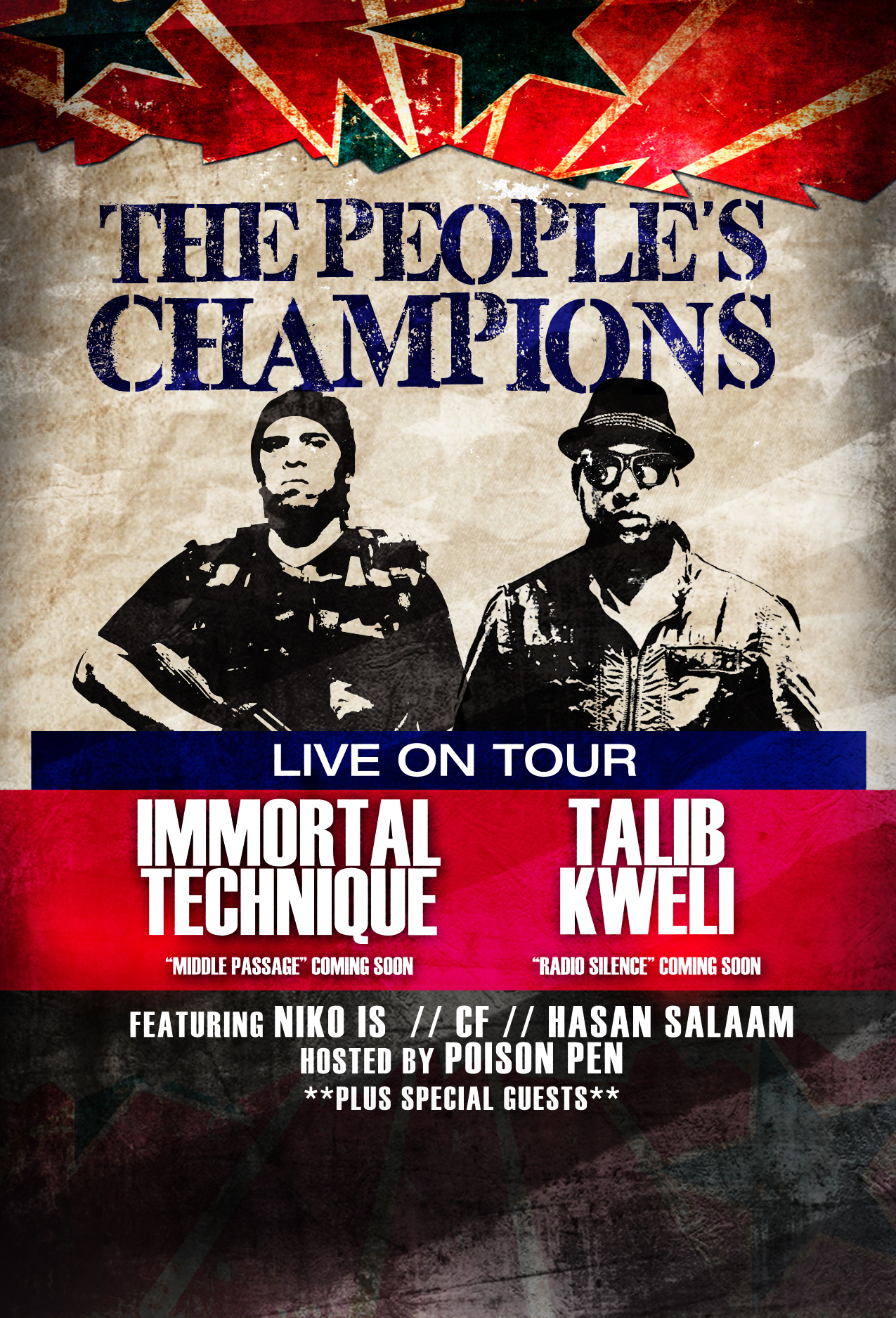 The People's Champions Tour